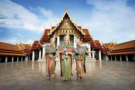 泰国 曼谷 芭提雅 普吉岛10日游