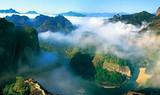 【2月】厦门国旅到武夷山天游峰+竹筏漂流+虎啸岩跟团3日游