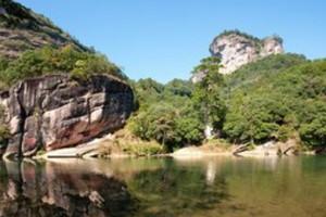 【春节】厦门国旅到武夷主景+九曲溪3日-赠印象大红袍+下午茶