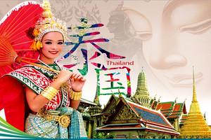 泰国曼谷 芭提雅 沙美岛全景八日游