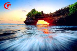 银川起止,迷情巴厘岛双飞6日游