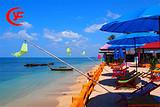 甲米包机 心随兰达 斯米兰 双体帆船月光岛 国际人妖秀8日游