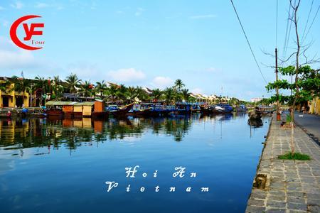 越南岘港美溪沙滩 会安古城 海云岭 巴拿山6日游