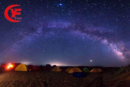 大漠星途,炫彩夺目8日游