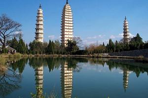 兰州到云南旅游攻略 昆明大理丽江香格里拉版纳四环飞品质八日游