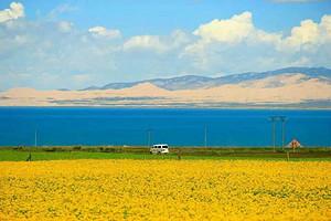 兰州周边旅游 青海湖  茶卡盐湖旅游