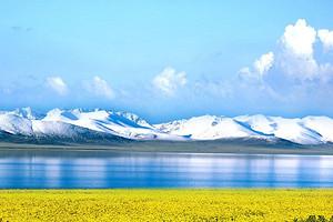 兰州到青海湖旅游-青海湖、塔尔寺、 嘉峪关、敦煌5日游