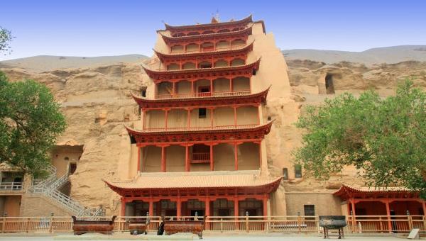 第九届敦煌行·丝绸之路国际旅游节开幕