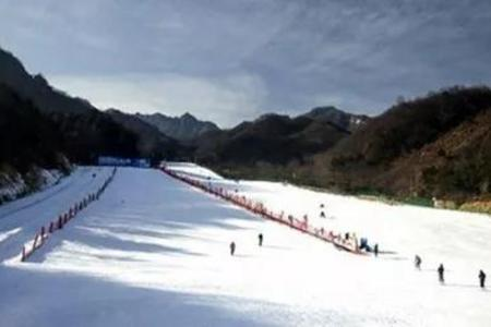 木札岭滑雪一日游