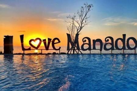 印尼美娜多海岛6晚8天