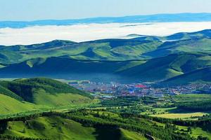 【跨境之旅】——呼伦贝尔+蒙古国乔巴山6日游