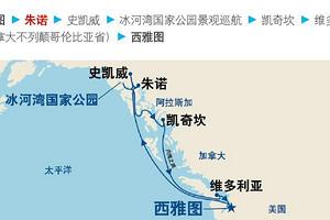 阿拉斯加冰河湾+落基山脉深度游15天