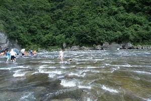白水洋、鴛鴦溪二日游