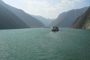 武汉、长江三峡、双飞四日游
