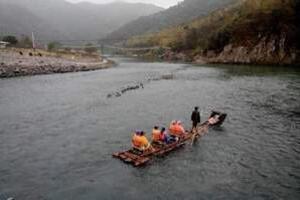 太姥山九鲤溪双动车2日游