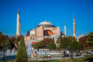 土耳其蓝色梦想之旅 12 天(厦门往返)