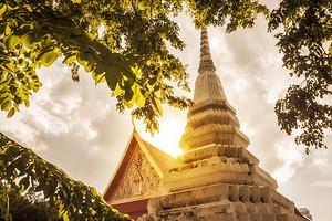 17年国庆泰国游:海天盛筵·曼芭5晚6天