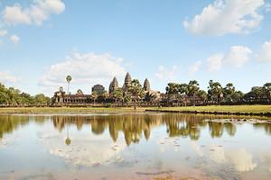 <3-4月>柬埔寨吴哥双飞深度4日游