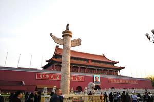 <4月>【把爱给你】北京双飞5日游