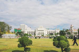 <7-8月>缅甸仰光、勃固5晚6天