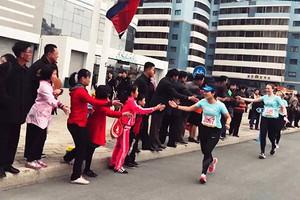 沈阳双飞朝鲜六日游_朝鲜开城平壤板门店马拉松行程方案