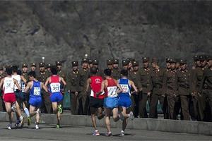 朝鲜平壤马拉松6日游_2020年朝鲜马拉松旅游攻略
