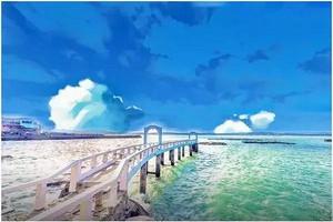 【醉美平潭蓝】平潭海坛古城/东海仙境/大福湾/拉网捕鱼二日游