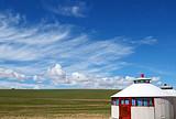 内蒙古希拉穆仁大草原、响沙湾、活佛府、呼和浩特五日游
