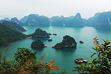 南宁到越南下龙湾、月亮湖、天堂岛、河内4星纯玩四天游