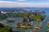 南宁到越南下龙湾、迷宫仙境、月亮湖、天堂岛纯玩三日游
