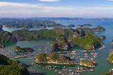 北海到越南下龙湾、迷宫仙境、天堂岛、海防、河内3星纯玩四日游