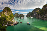北海到越南下龙湾、迷宫仙境、天堂岛、海防、河内四日游品质团