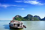防城港到越南下龙湾、天堂岛、月亮湖三日游品质团