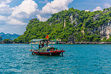 南宁到越南下龙湾、天堂岛、月亮湖、吉婆岛、兰沙湾四日游