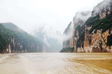 长江三峡单程二日游(精华游)(下水)