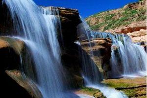 彭阳山花节、茹河瀑布一日游