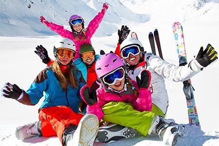 呼伦贝尔冬季滑雪+童话小镇特别冰雪体验4日3晚游