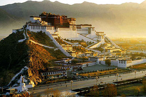 圆梦西藏(1号线)拉萨、布达拉宫、大昭寺、巴松措、大峡谷