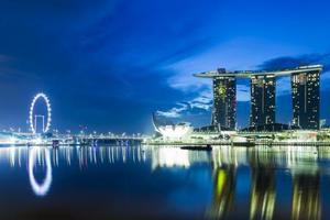 暑期【轻奢新加坡】新加坡高端半自助七日