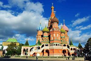 [荣耀俄罗斯】莫斯科、圣彼得堡经典八日