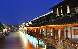 夜宿乌镇度假客栈、杭州西湖、嗨翻宋城、尊享五星三日游