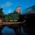 武夷山|天游峰|九曲溪|虎啸岩|一线天|高铁二日游