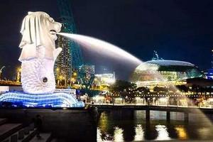 新加坡马来西亚五天佳构之旅_福州直飞不起色_