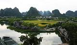 福州-桂林|象鼻山景区|大漓江风光双飞五日游旅游线路