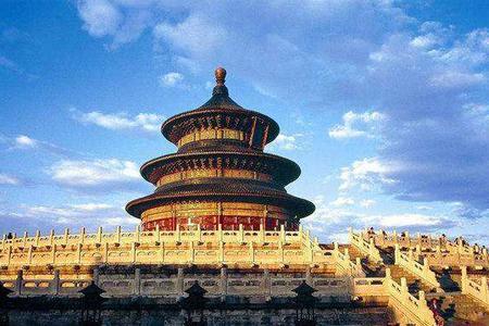 北京跟团游 故宫、天坛双飞五星全景五日游