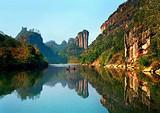 【印象武夷】九曲溪、一线天含印象大红袍表演高铁二日游
