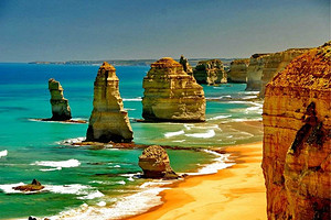 福州到澳洲跟团游 澳大利亚大洋路新西兰北岛13天