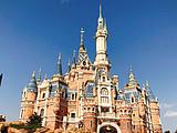 上海迪士尼乐园+夜宿迪士尼主题公寓休闲3日游