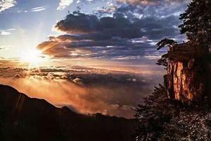 冰雪庐山激情滑雪、三叠泉瀑布、东林寺三日游