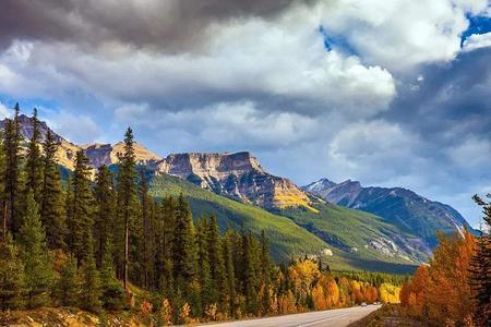 加拿大签证如何办理?加拿大东西岸洛基山脉国家公园14日游